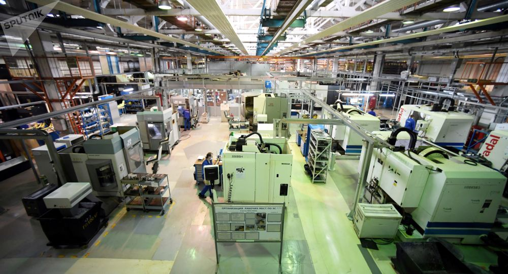 2021年6月俄制造业采购经理指数从5月的51.9点降至49.2点