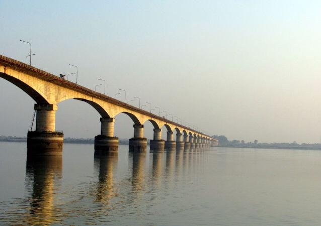 中国计划在布拉马普特拉河上游兴建水电站