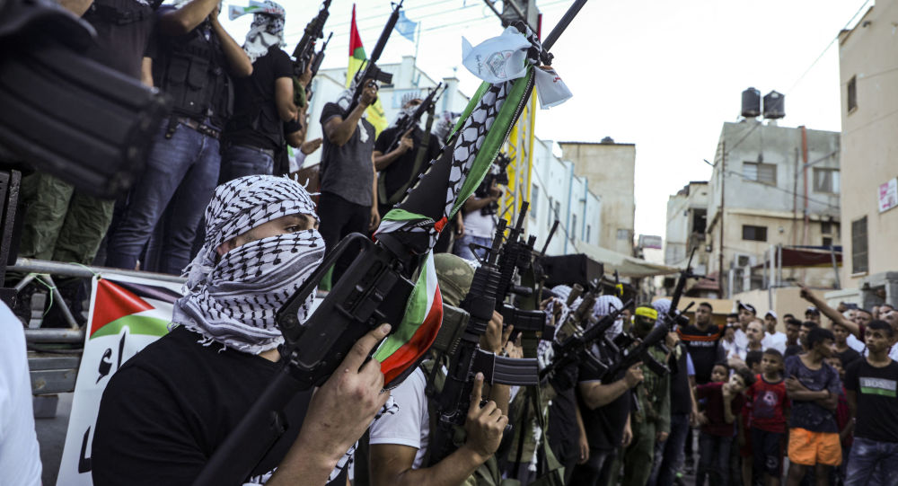 哈马斯不排除约旦河西岸巴勒斯坦人会开始对以色列进行武装抵抗