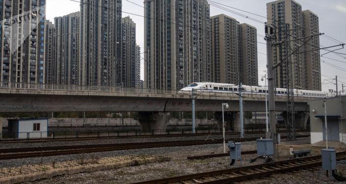 武汉首次开通至哈萨克斯坦的中亚班列