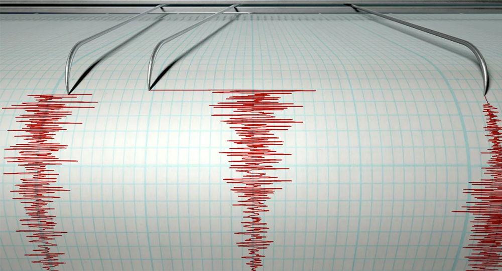 美國地質勘探局:希臘沿海發生5.7級地震