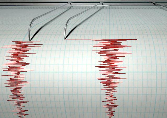 青海果洛州瑪多縣發生4.0級地震
