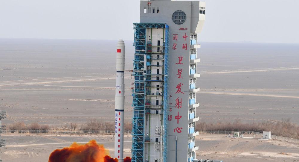 中國成功發射高光譜觀測衛星 將全面提升觀測能力