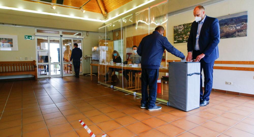 民調:超兩成德國人打算投票支持綠黨
