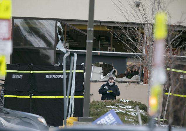 科羅拉多州超市槍擊案
