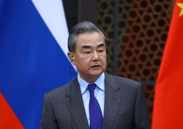 王毅:中国政府维护本国公民正当权益的立场坚定不移 从不妥协