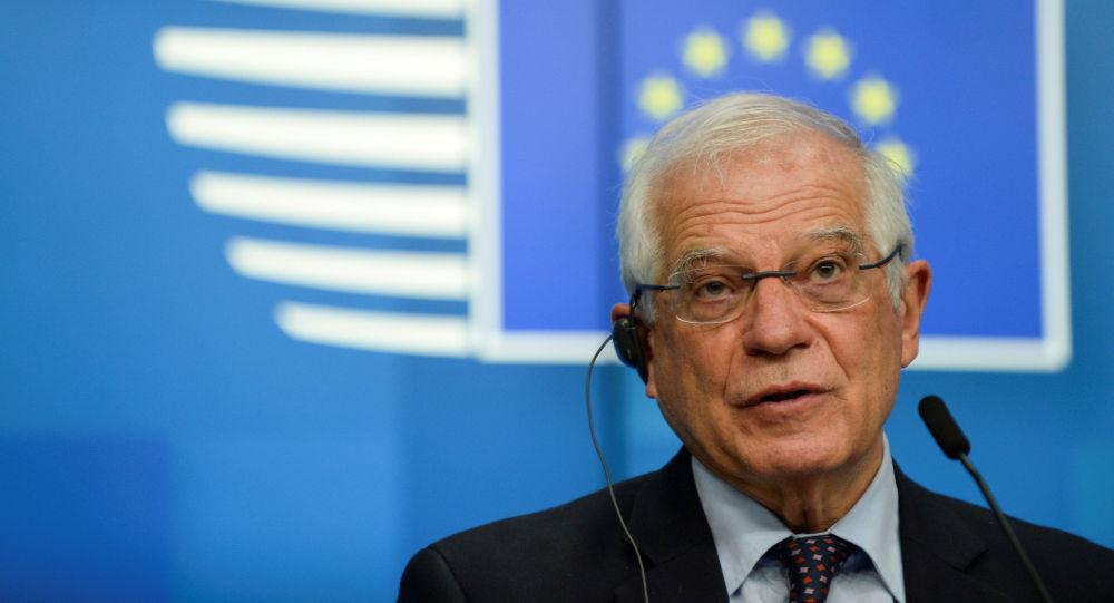 """博雷利:欧盟将在""""未来数月""""重审对华政策"""