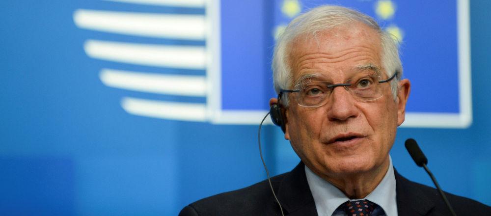 博雷利:歐盟將在「未來數月」重審對華政策