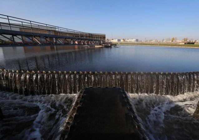 水淨化,莫斯科
