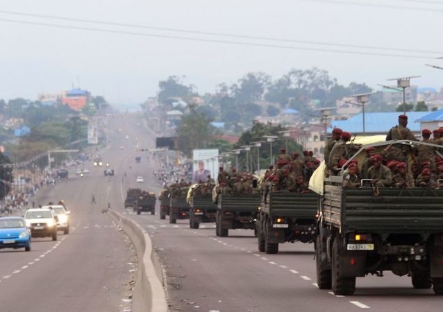 刚果民主共和国军队