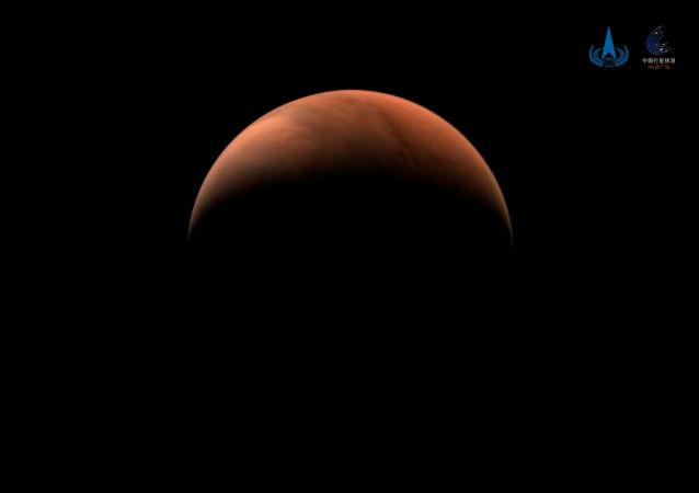 """阿联酋""""希望号""""火星探测器完成设备测试 正式开始环火星观测"""