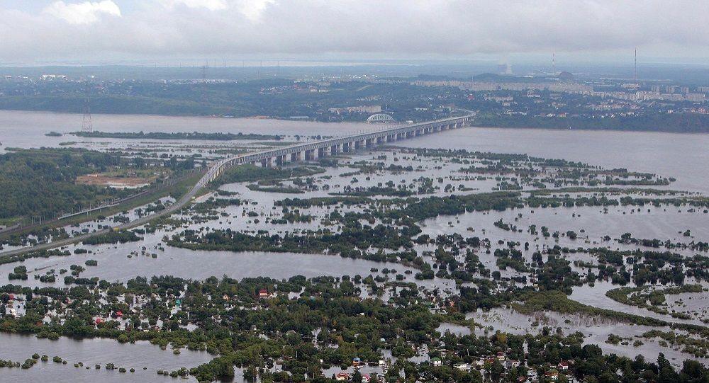 俄副總理:遠東洪水造成的損失今年達79億盧布