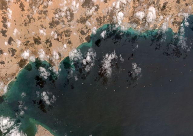 堵塞蘇伊士運河的集裝箱船船東稱將找出事故原因