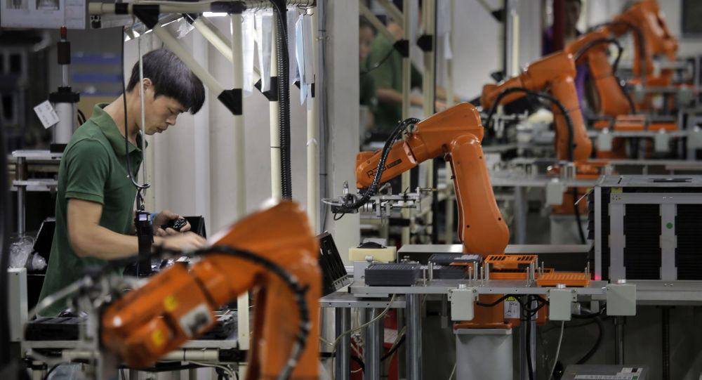 俄專家:中國製造商起著全球通脹緩衝器的作用