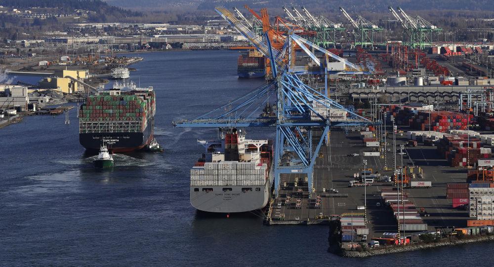 中国海关总署:1-9月中美贸易额5431.16亿美元 同比增长35.4%