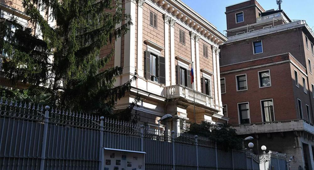 因間諜罪被拘留的俄使館工作人員將被驅逐出意大利