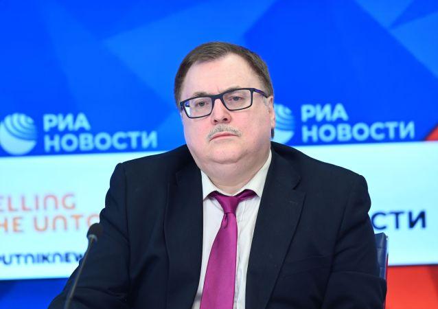俄罗斯科学院远东研究所代理所长阿列克谢·马斯洛夫