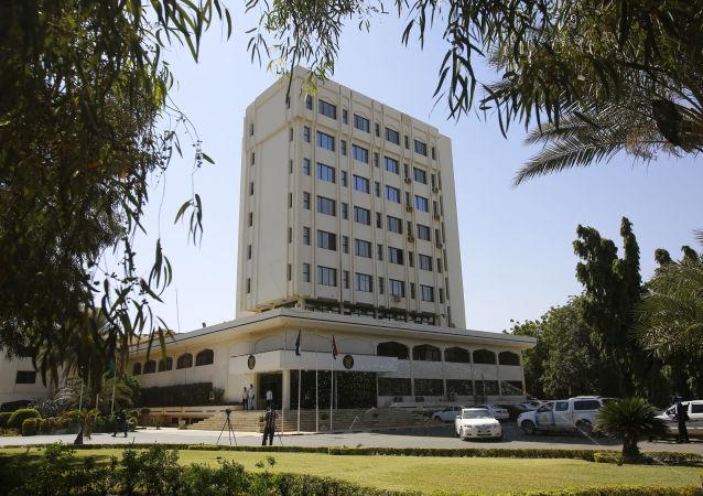 苏丹外交部