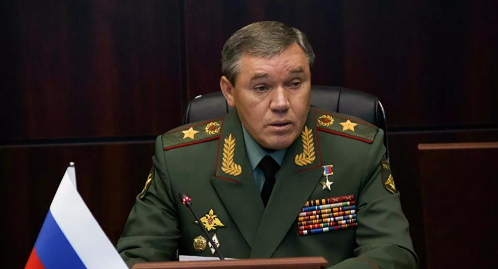 俄罗斯联邦武装力量总参谋长格拉西莫夫