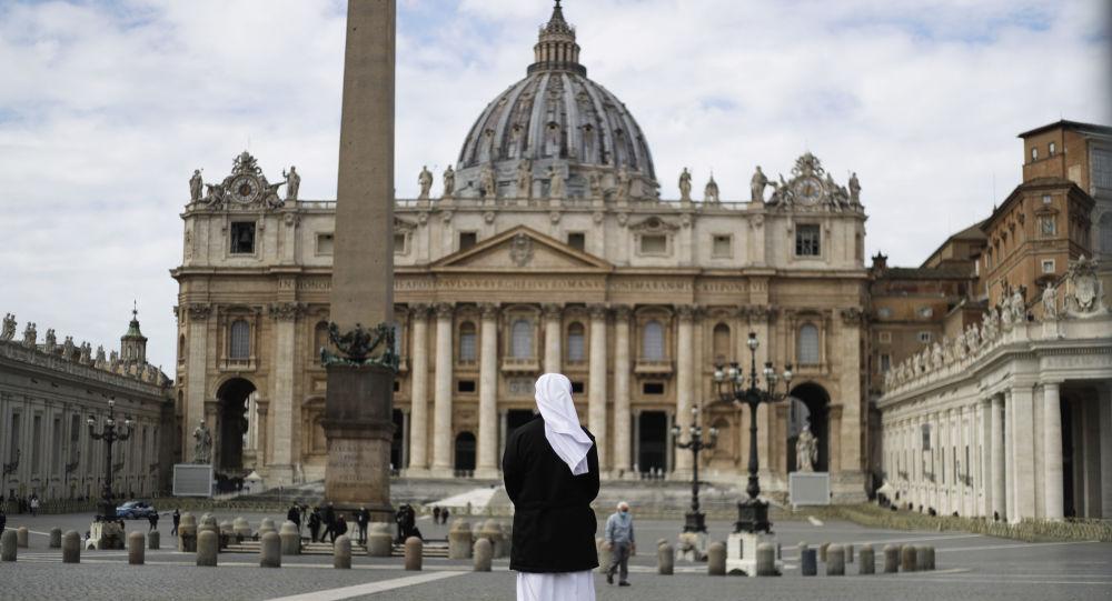 乌克兰总统认为梵蒂冈可以成为谈判顿巴斯问题的地点
