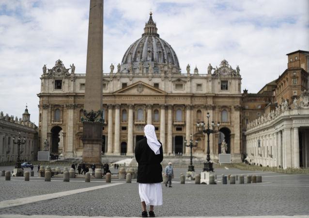 烏克蘭總統認為梵蒂岡可以成為談判頓巴斯問題的地點