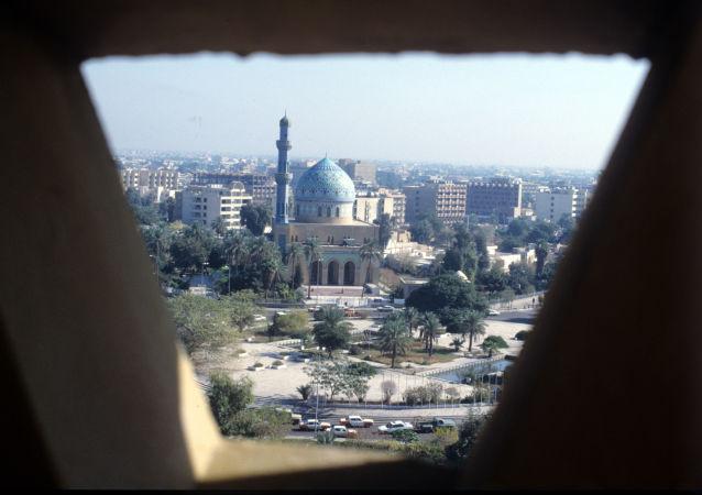 巴格达冲突造成100多名执法人员和20名示威者受伤 有2人丧生
