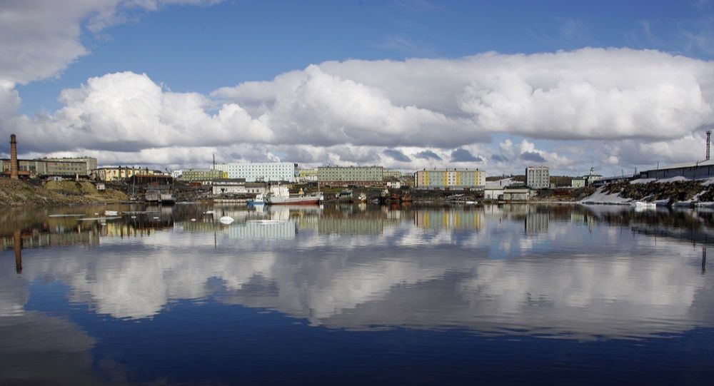 迪克森,北极