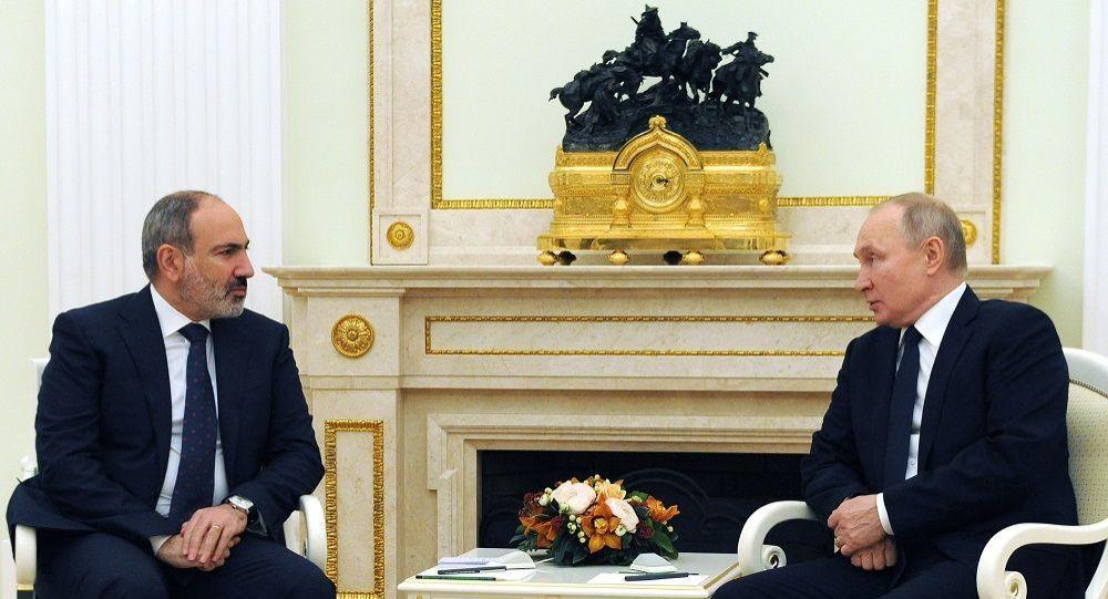 克宫:普京祝贺亚美尼亚代理总理帕希尼扬赢得选举