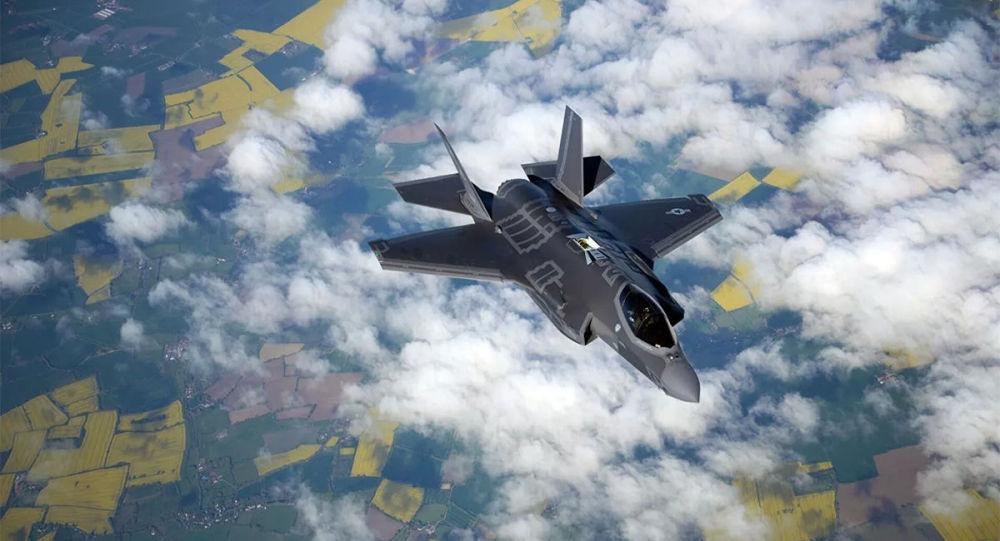 研制方:俄罗斯借助特定波长无线电波来跟踪美国的F-35