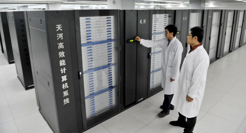 中国把美国挤出顶级科学论文统领地位