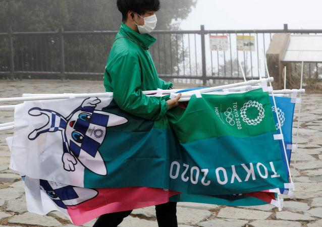 東京奧運會取消的可能性超過50%