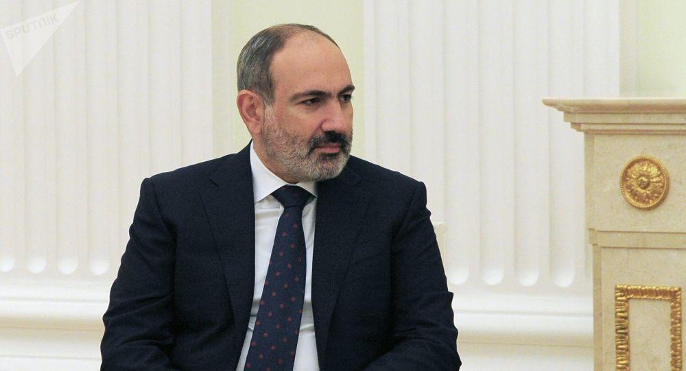 亞美尼亞總統任命帕希尼揚為該國總理