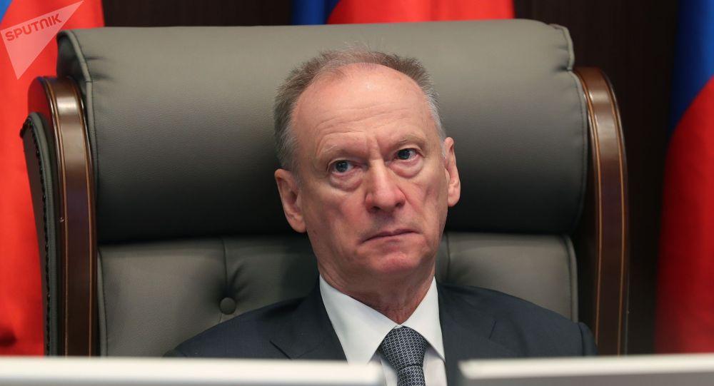 俄罗斯安全会议秘书尼古拉•帕特鲁舍夫