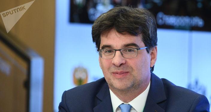 消費者協會聯合會負責人德米特里·亞寧