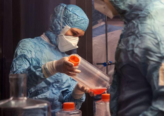 全球COVID-19感染者已經超過2.002億