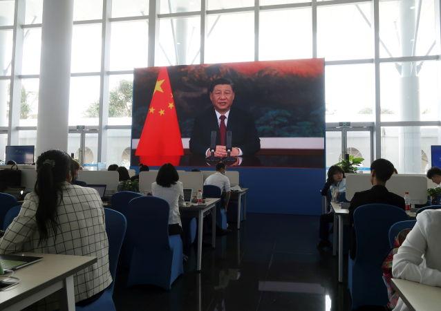 中国外交部:习近平将出席第二届联合国全球可持续交通大会开幕式