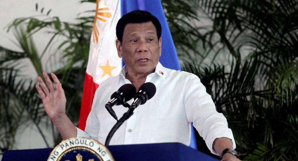 菲律宾总统杜特尔特考虑明年竞选副总统