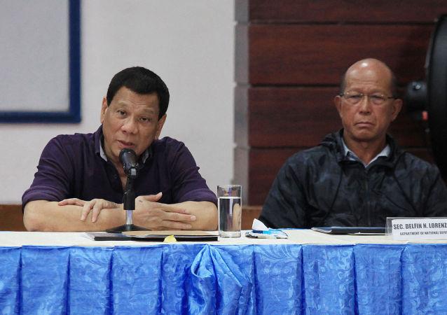 菲律宾对美失望或加强中国影响力