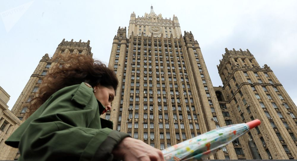 """俄外交部:目前谈不上对美关系""""重启2.0"""""""