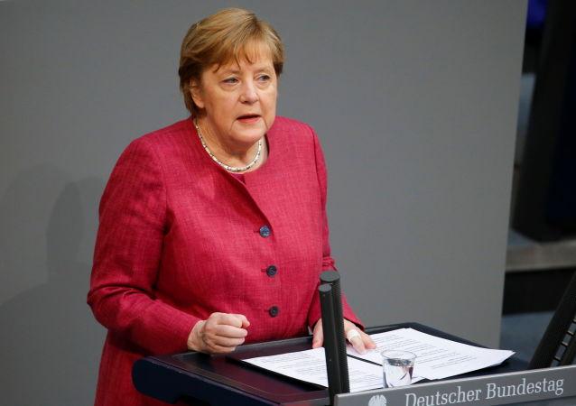 德國總理安格拉•默克爾