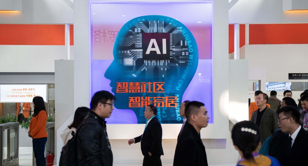 """中国首个虚拟学生""""华智冰""""是下一代AI技术的尝试"""