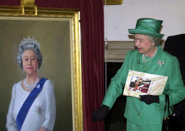 伊麗莎白二世女王