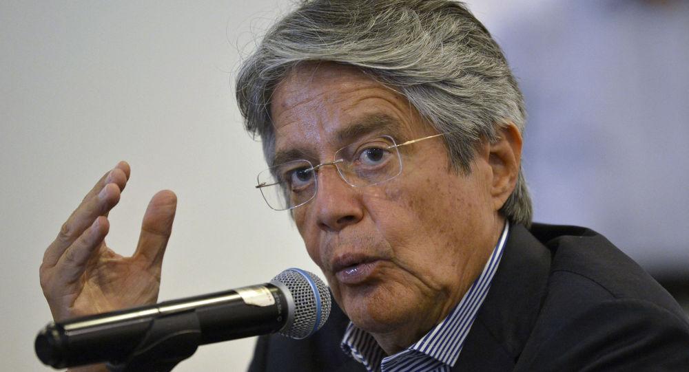 厄瓜多爾總統吉列爾莫·拉索