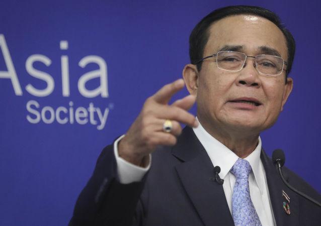 泰國總理開會未佩戴口罩被曼谷市長處以罰款