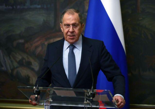 俄外长不排除美国将以兴奋剂为借口绑架俄运动员