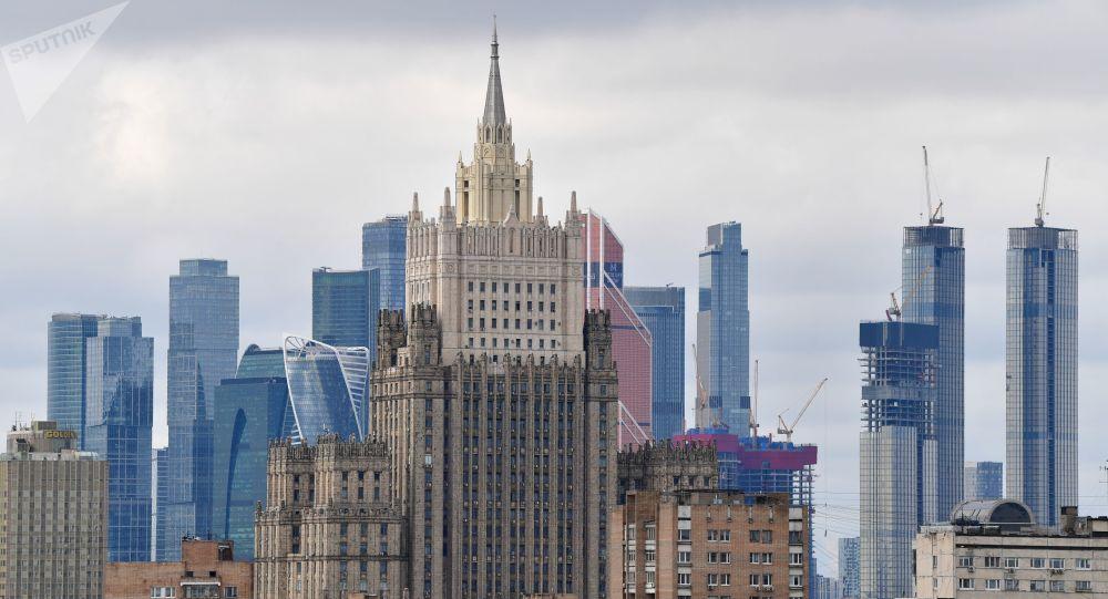 消息人士:莫斯科与喀布尔讨论塔利班当局代表团访俄可能