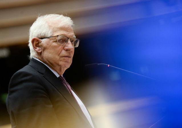博雷利称欧美关系正在改善欧俄关系则在恶化