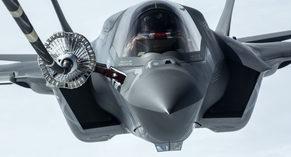 媒体:美国以拒售F-35战机相威胁要求阿联酋放弃华为技术