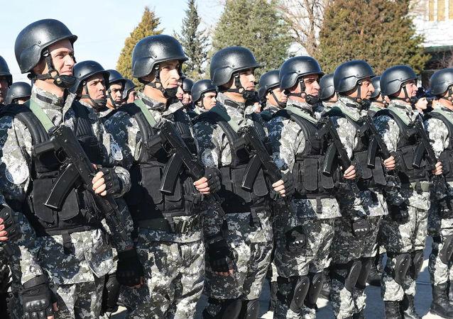 塔吉克斯坦军方