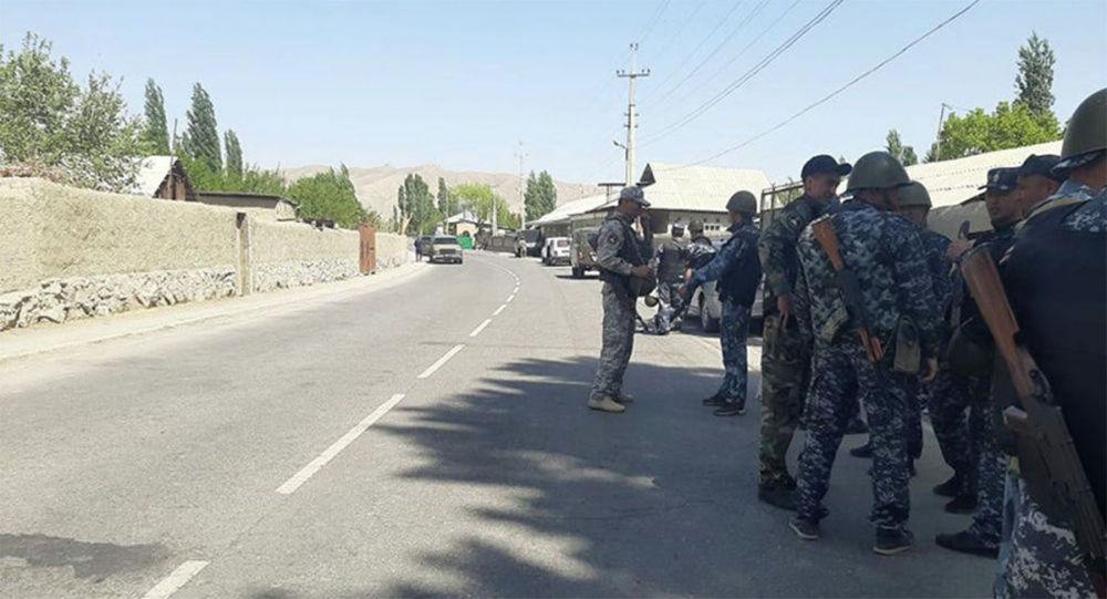 吉尔吉斯斯坦总统新闻局:吉塔边境紧张局势根源已消除